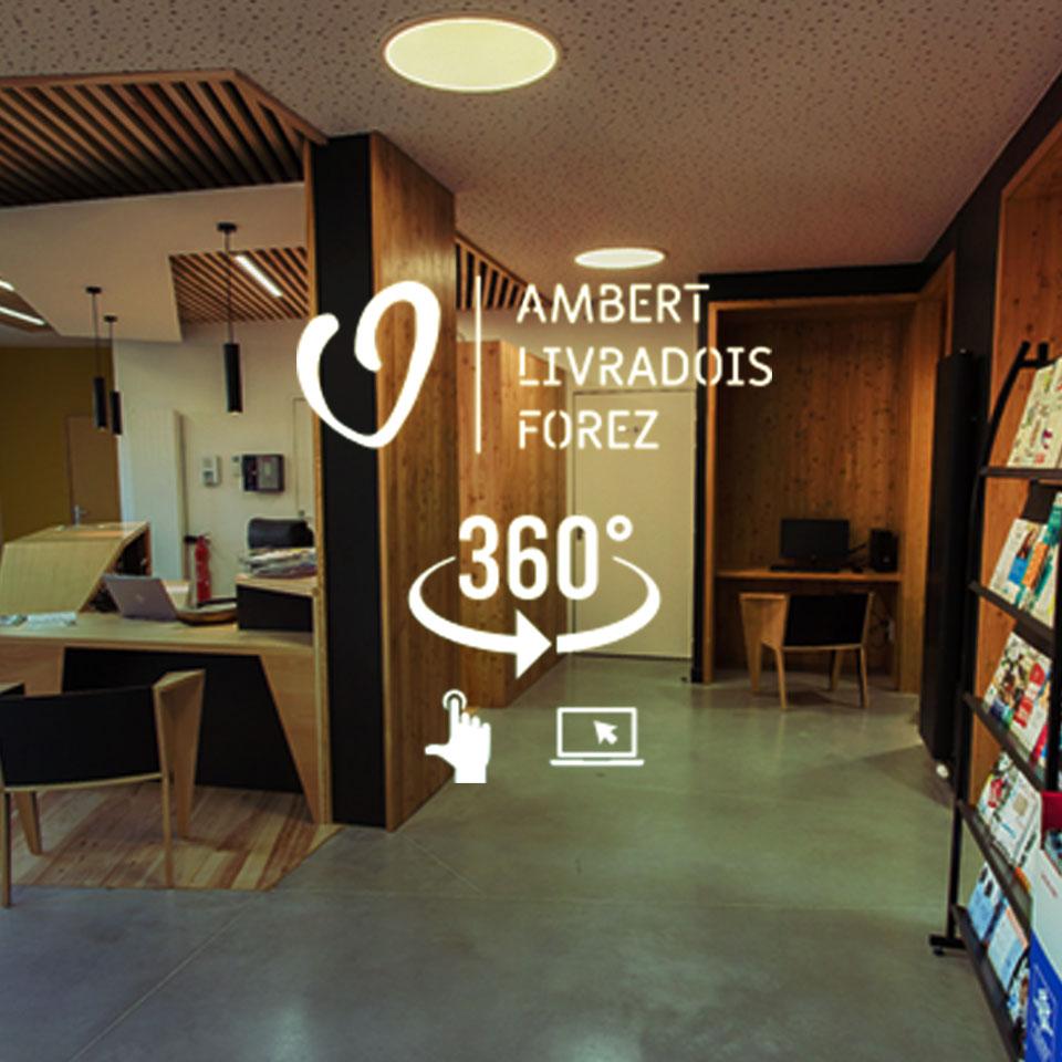 Visite virtuelle 360° MSAP Viverols