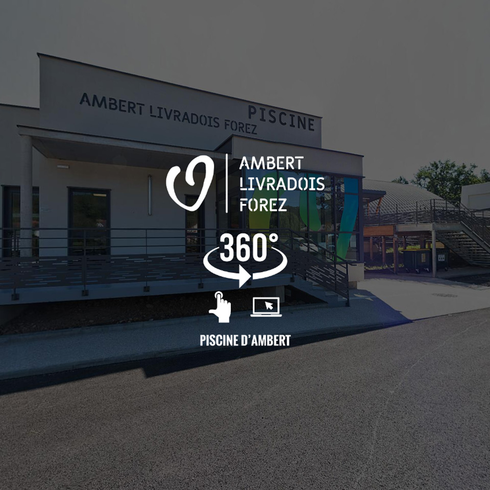 Visite virtuelle 360° Piscine d'Ambert