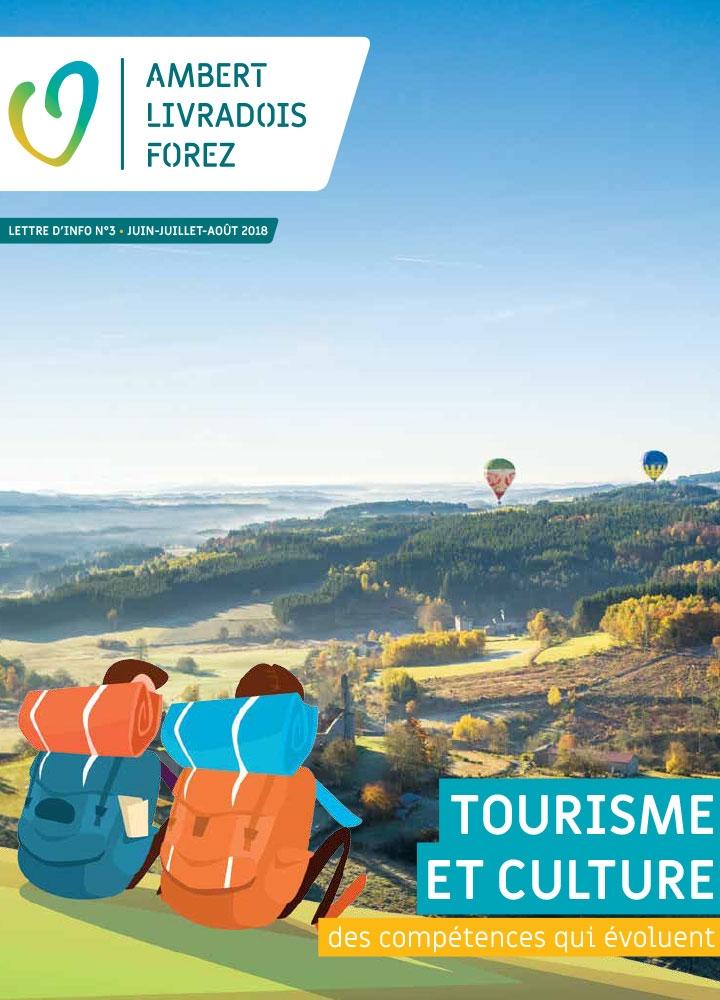 Lettre d'info n°3 – Tourisme et Culture