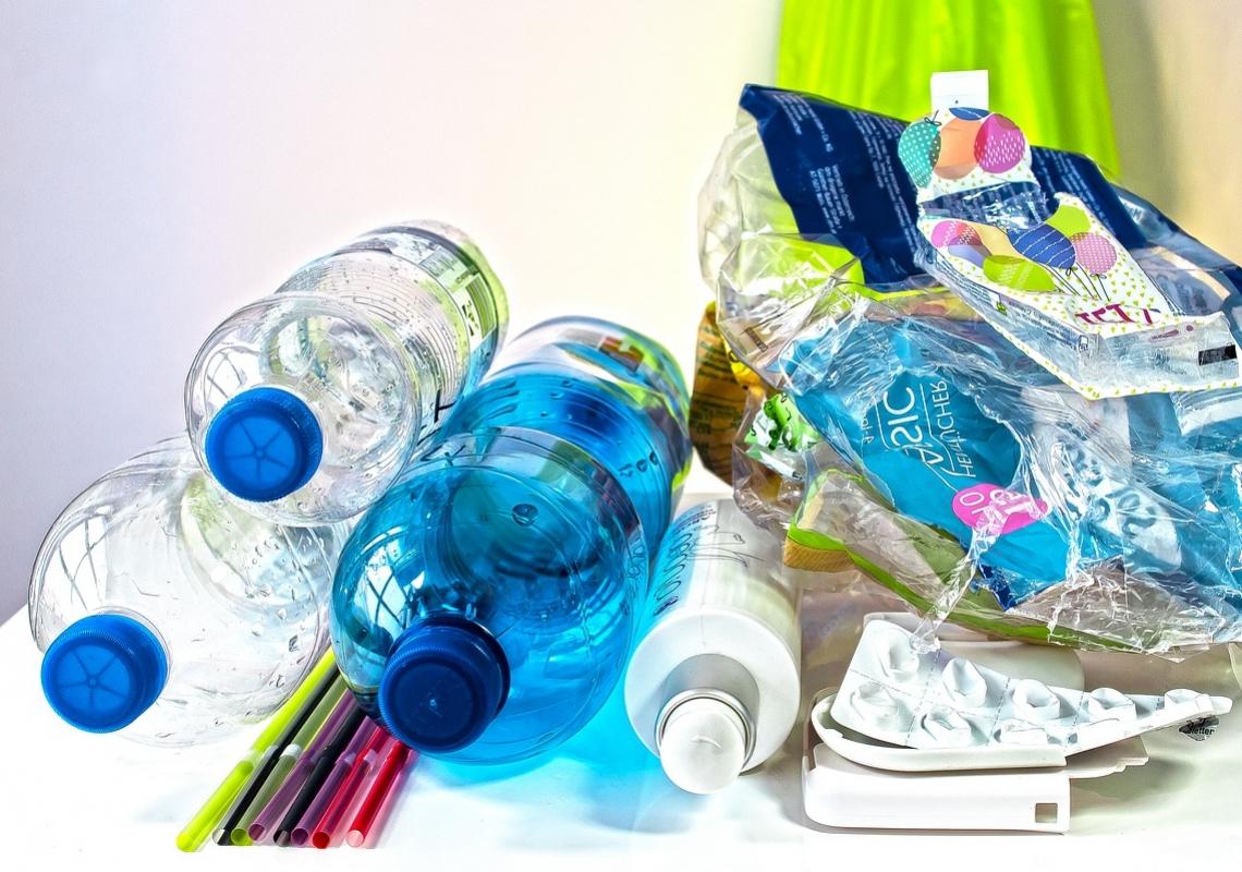 Pensez à trier vos déchets