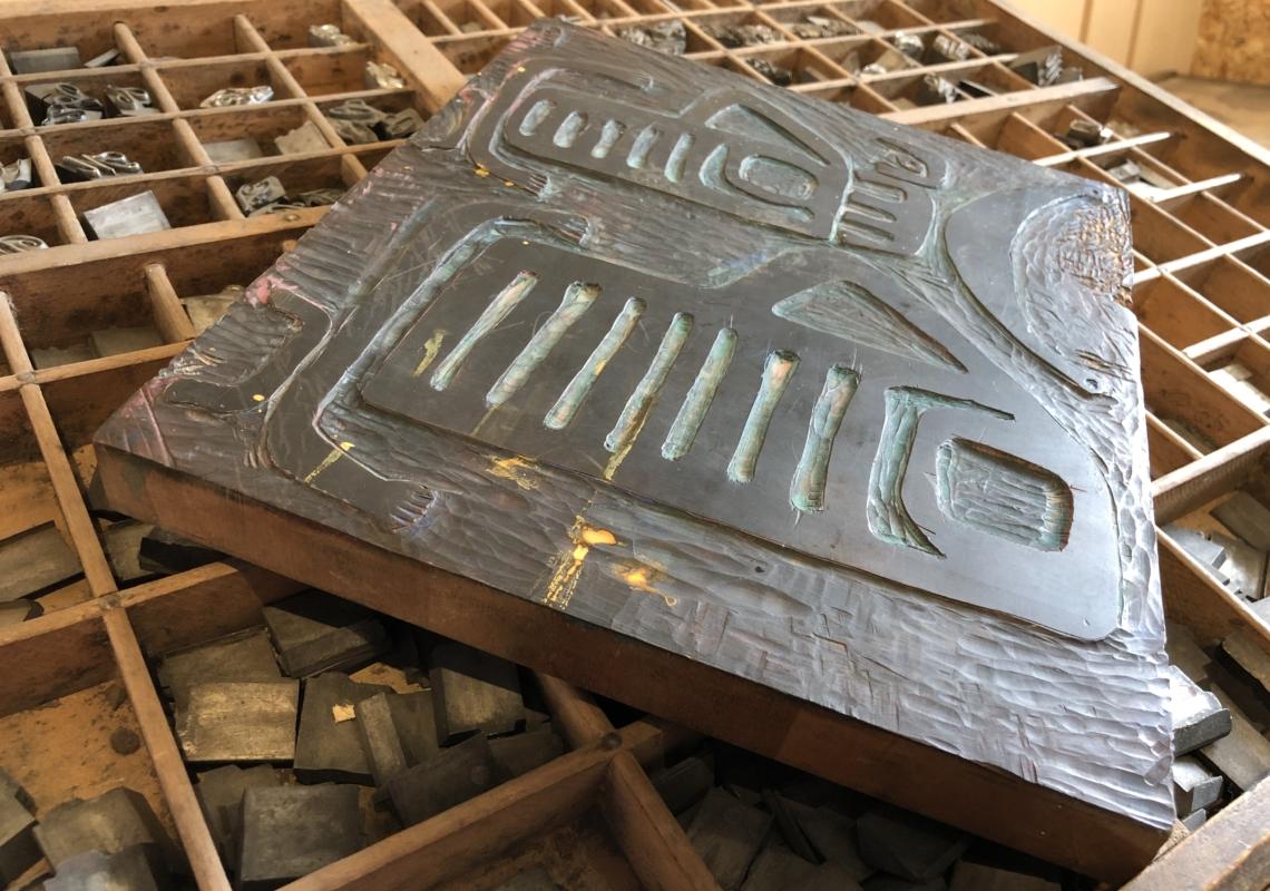 Les rendez-vous du patrimoine «Gravure sur bois»