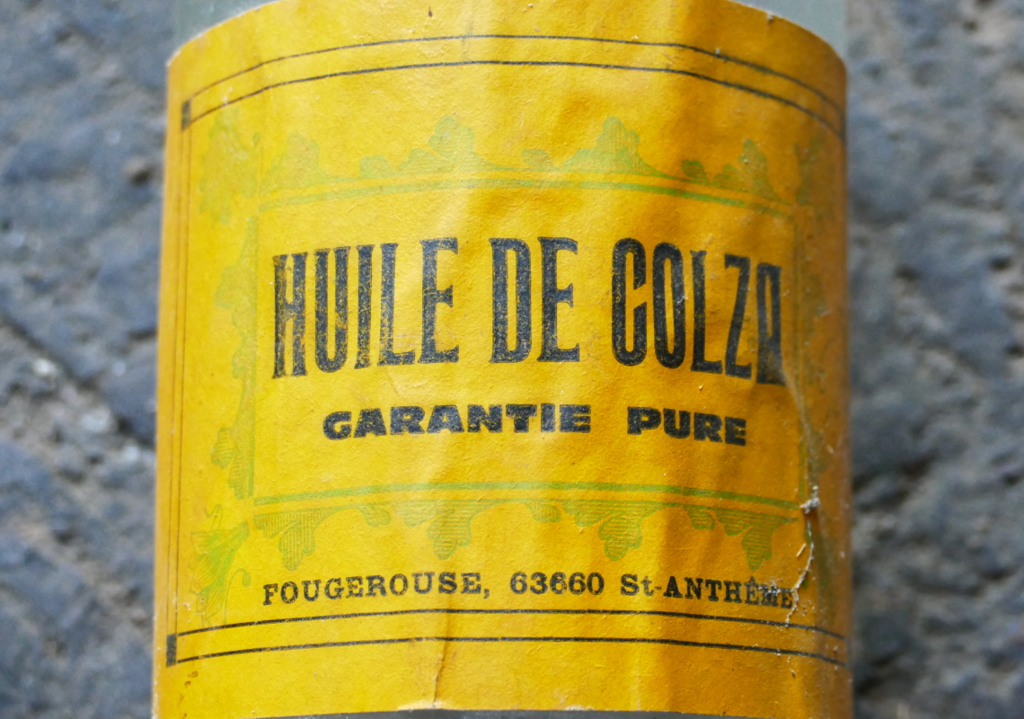 Les rendez-vous du patrimoine «Visite de l'ancien moulin à huile Fougerouse»