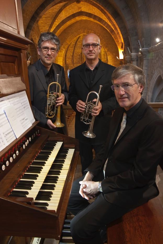 Festival du Volcan du Montpeloux «Concert 2 trompettes et orgue»