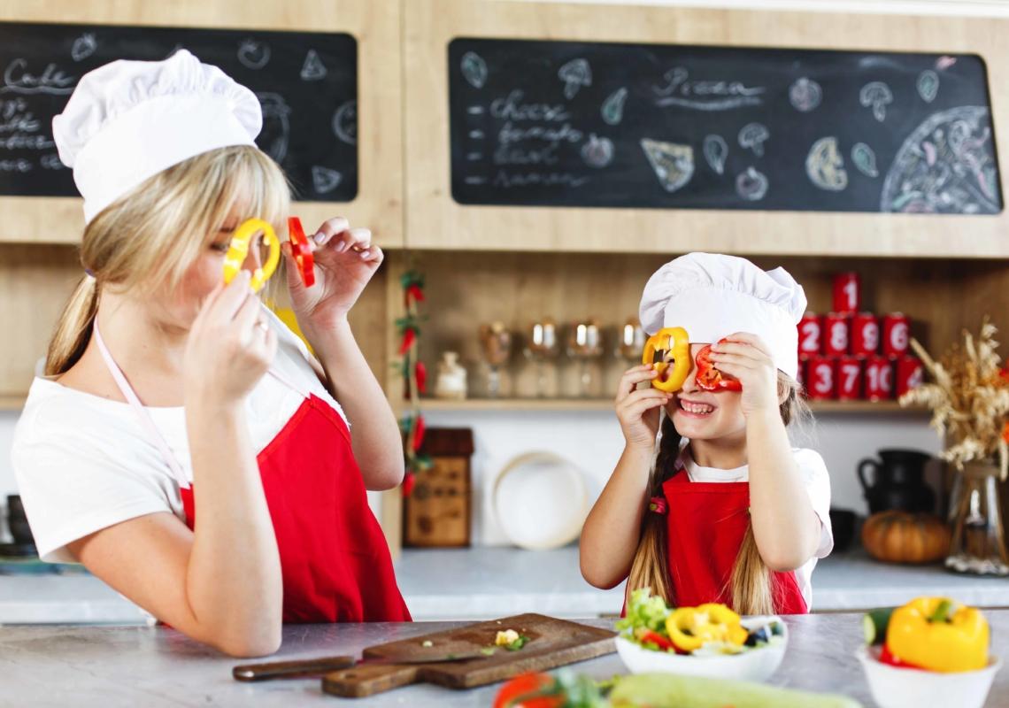 Mystères & Bulles de Mômes © «Atelier cuisine»