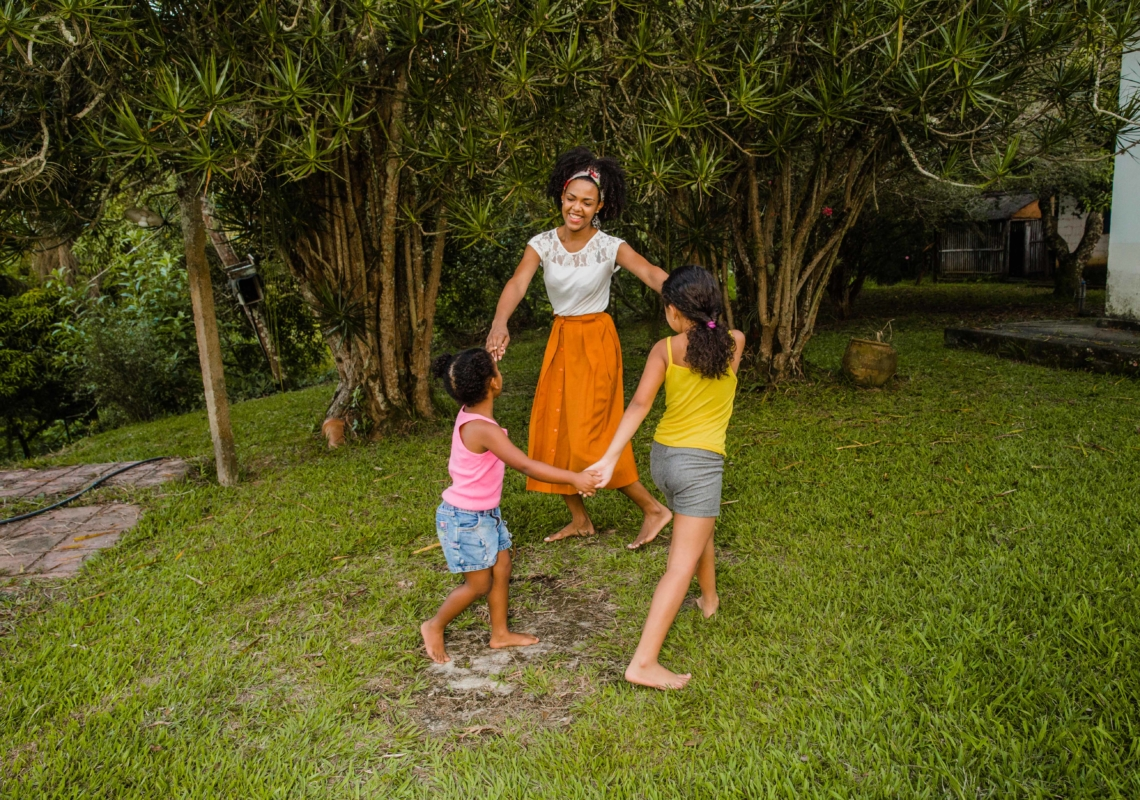 Mystères & Bulles de Mômes © «Atelier danse parents-enfants»