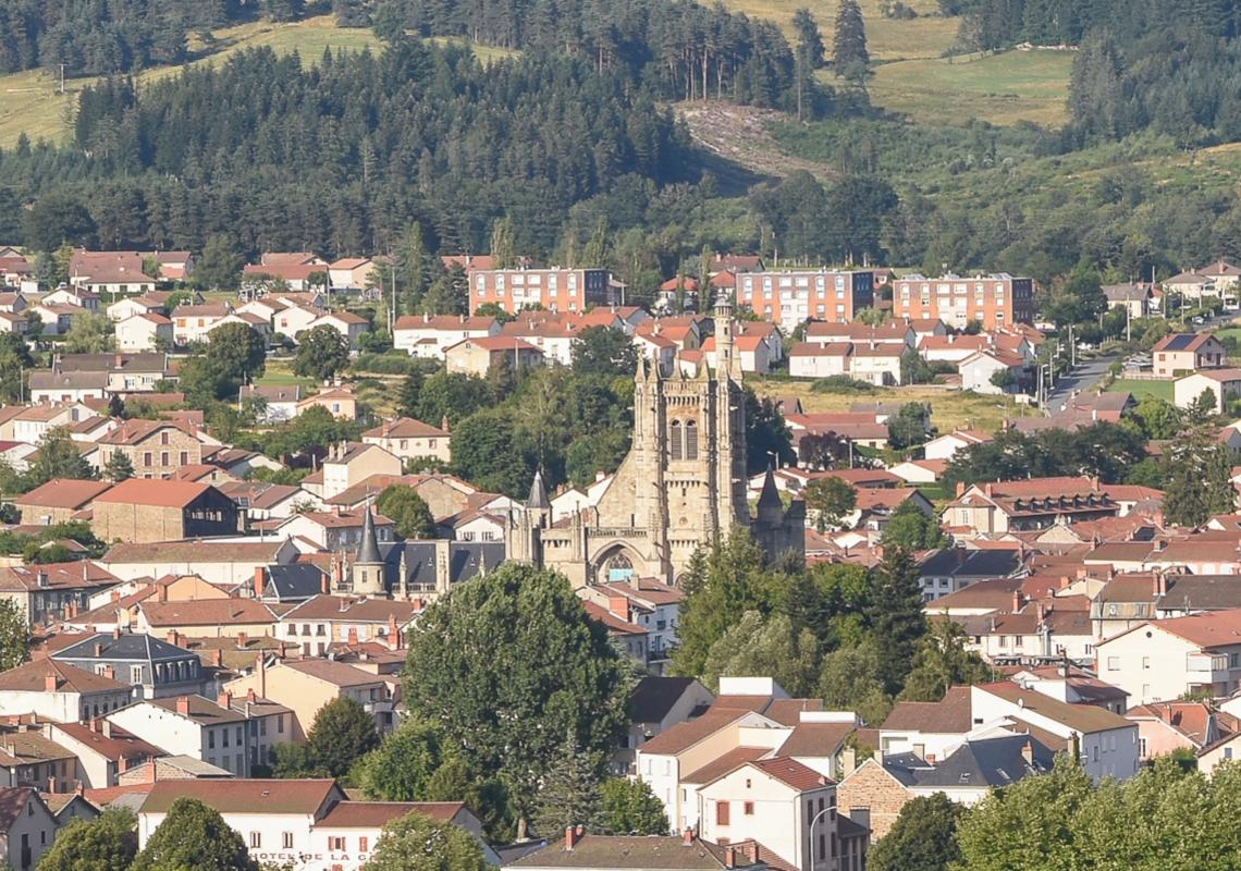 Réunion de concertation publique PLU d'Ambert – Mardi 2 juillet