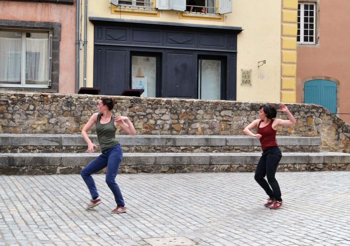 Par-ci, par-là les rendez-vous culturels «Atelier danse»