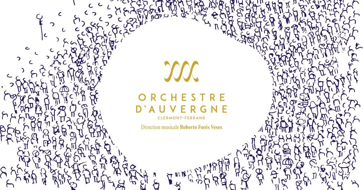 Par-ci, par-là les rendez-vous culturels «Orchestre National d'Auvergne»