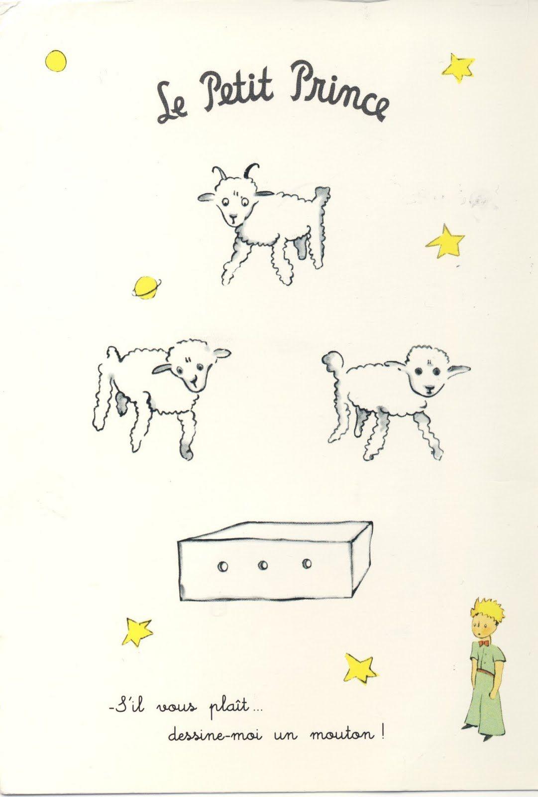 Exposition «Dessine-moi un mouton expose à la Bilupo»