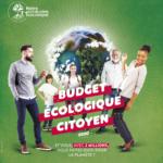 Budget Écologique Citoyen : Et vous, que feriez-vous pour la planète avec 2 millions d'euros ?