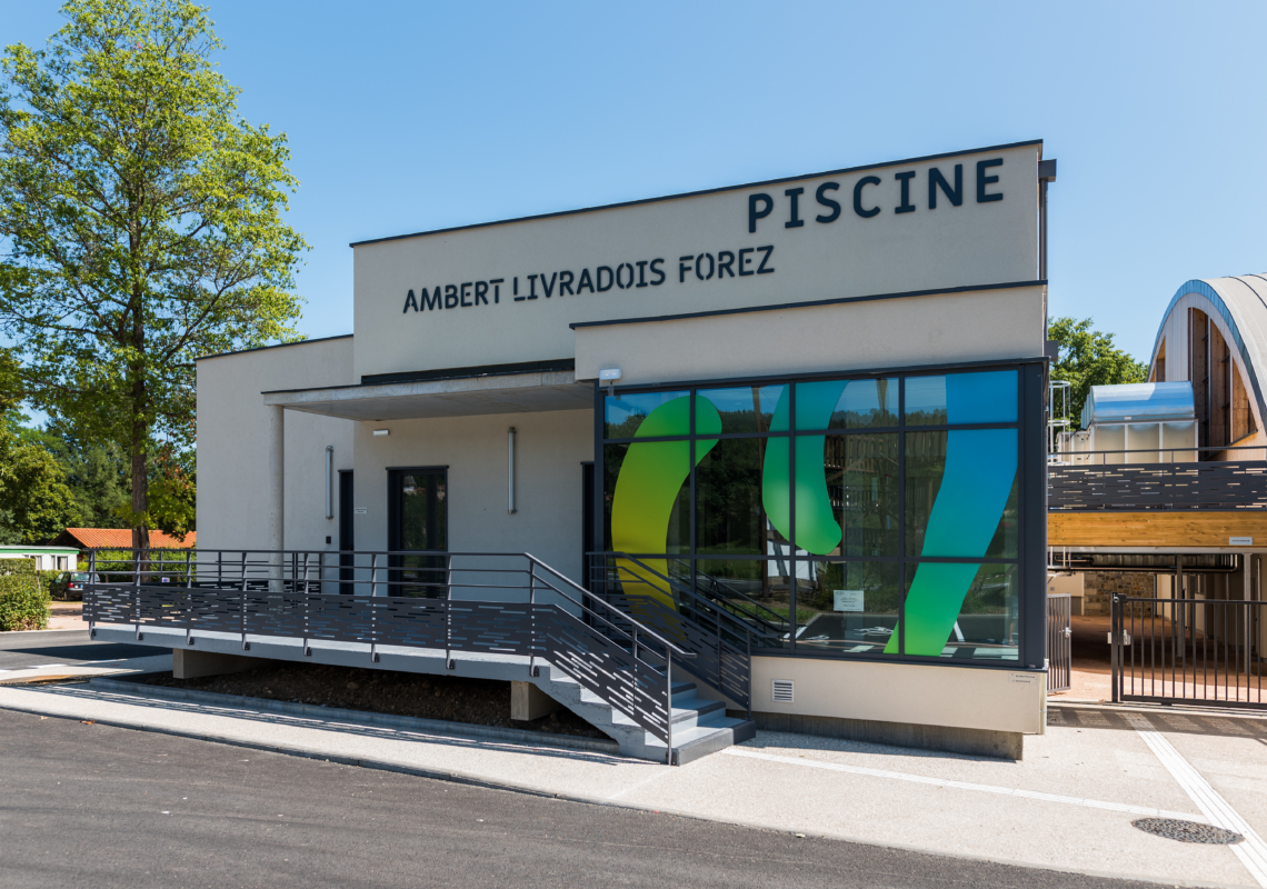 COVID-19 : la piscine d'Ambert Livradois Forez rouvrira ses portes le 3 août