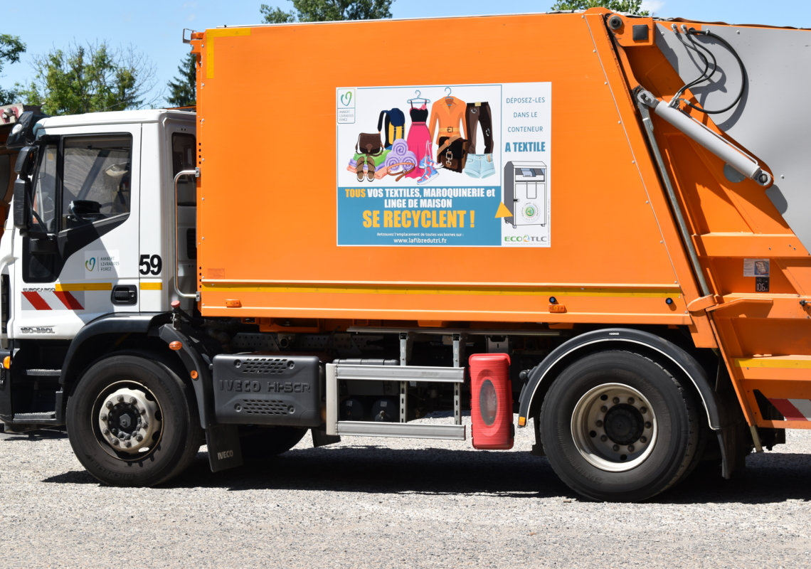 Une journée pour tout savoir sur la gestion des déchets // Ambert