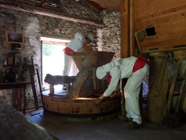 Les rendez-vous du patrimoine «Au moulin de la passerelle»