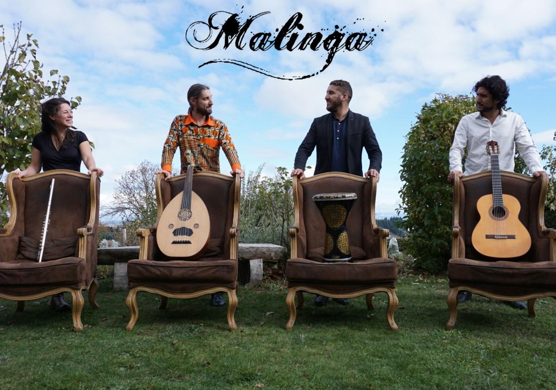Festival du Volcan du Montpeloux «Malinga»