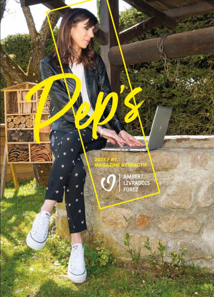 Pep's #1 / Magazine attractif d'Ambert Livradois Forez Juin 2021